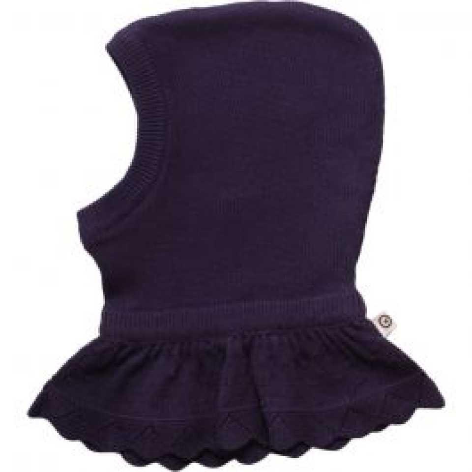 Cagulă tricotată din bumbac pentru copii