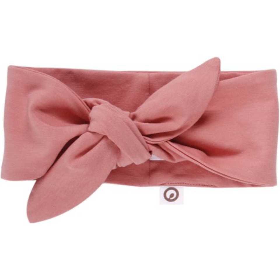 Bentiță roz prăfuit pentru fete