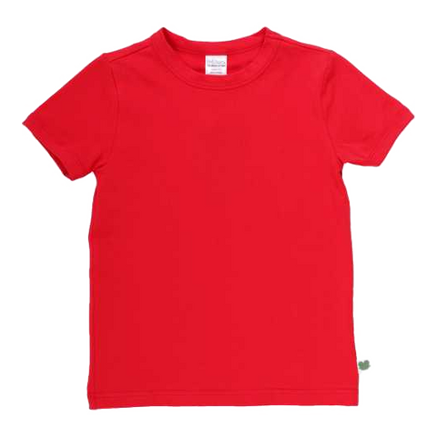 Tricou roșu aprins