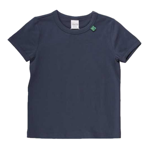 Tricou Alfa Midnight din bumbac organic pentru copii