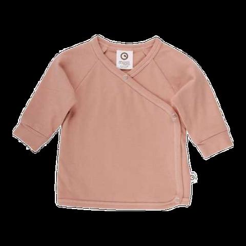 Bluză roz petrecută pentru bebeluși