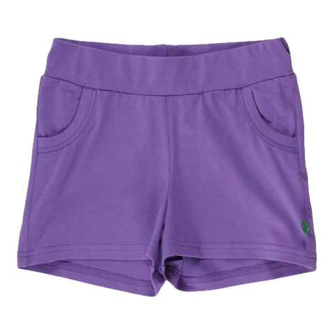 Pantaloni scurți mov